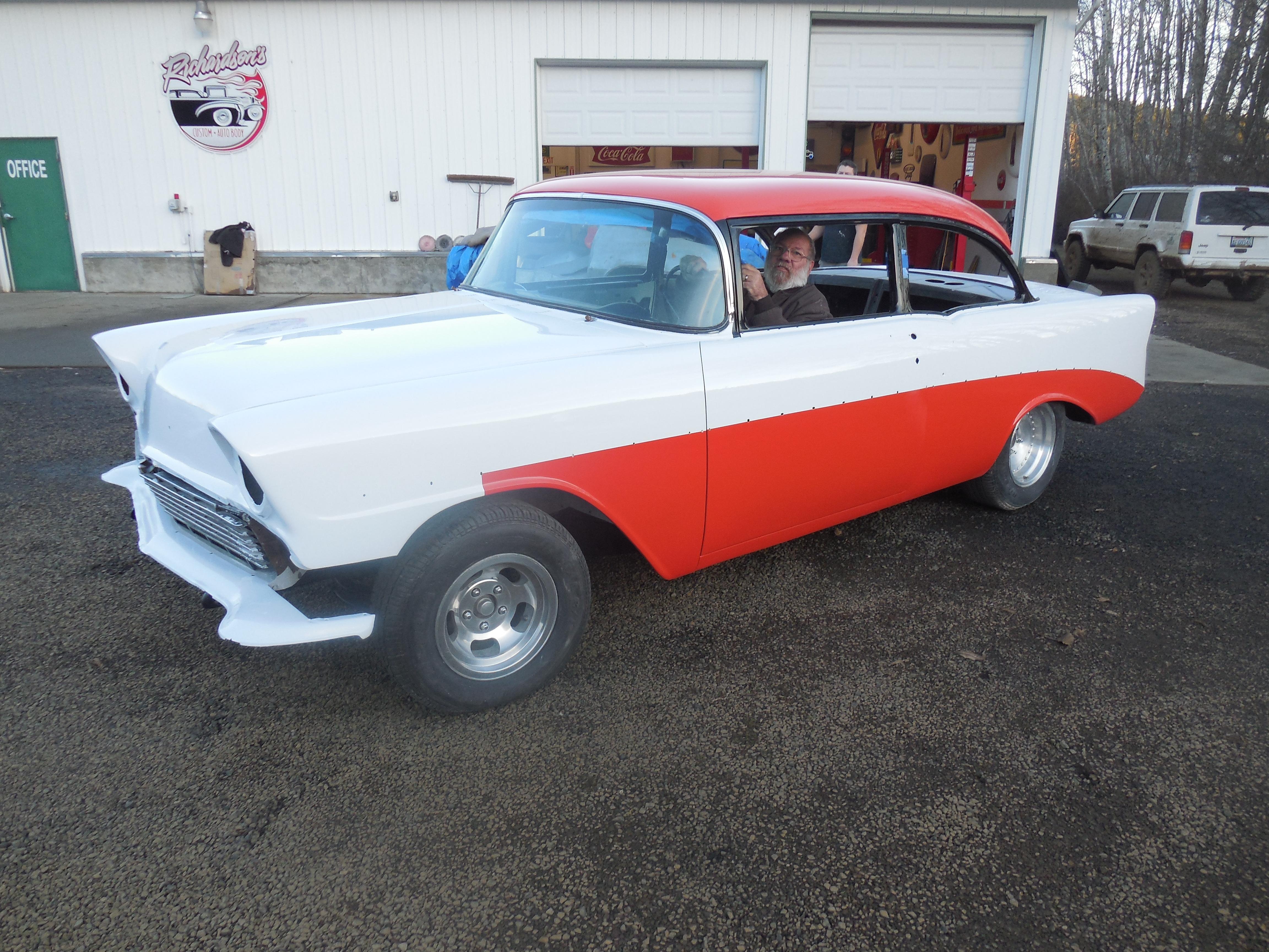 Chevrolet Richardson